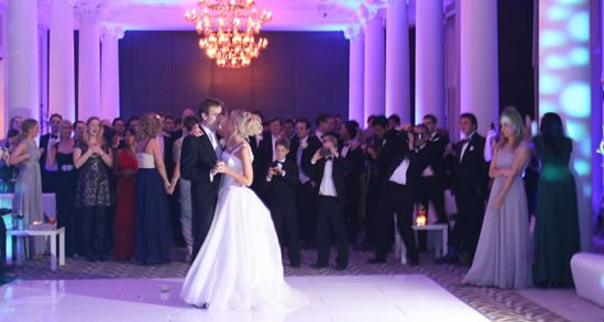 Platinum DJs offer three different Wedding DJ Packages in London and Kent.