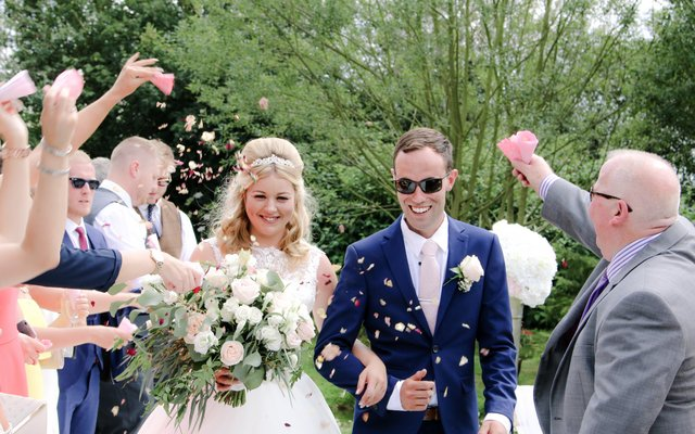 Quote for Professional Wedding DJs in Kent.