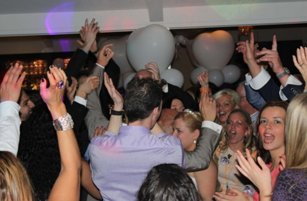 Wedding DJ hire provided in Holland by Wedding DJ Kent.